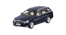 Mercedes E-Klasse Estate 2013 Blue 1:43 Kyosho B66960189