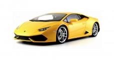 Lamborghini Huracan LP610-4 Yellow 1:18 Kyosho C09511Y