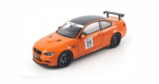 BMW M3 GTS 25 Years Anniversary Orange 1:18 Kyosho K08739PM