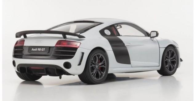 Kyosho KSSGR Audi R GT Suzuka Grey Matt - Audi r8 gt