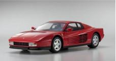 Ferrari Testarossa Red 1:12 Kyosho KSR08663R