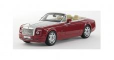 Rolls Royce Phantom Drophead Ensign Red 1:43 Kyosho KY05532ER