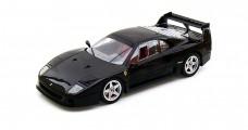 Ferrari F40 Light Weight Black 1:12 Kyosho KY08415BK