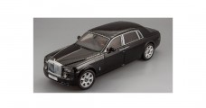 Rolls Royce Phantom EWB Diamond Black 1:18 Kyosho KY08841DBK