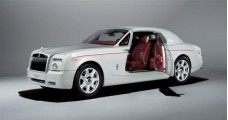 ROLLS-ROYCE Phantom Coupe White 2012 1:18 Kyosho KY08861EW