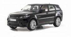 Range Rover Sport SVR Santorini Black 1:18 Kyosho  KY9542BK