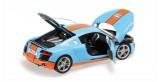 Audi R8 Gulf Blue 1:18 Kyosho KYO9213GF