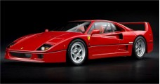 Ferrari F40 Red Resin 1:18 Kyosho PHR1802R