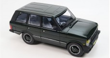 Land Rover Range Rover Series 1 year 1986 Green 1:18 LS Collectibles LS001A