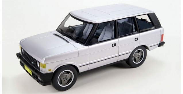 ls collectibles ls001b range rover series 1 year 1986 silver 1 18. Black Bedroom Furniture Sets. Home Design Ideas