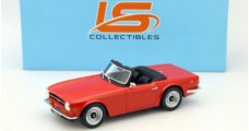 Triumph TR6 dark green 1970 1:18 LS Collectibles LS002S
