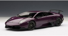 Lamborghini Murcielago LP670-4 SV Purple 1:18  AUTOart 74628