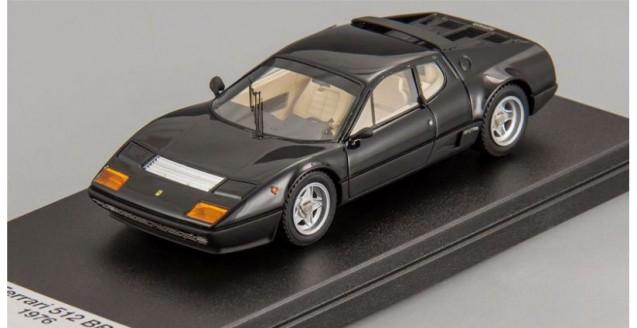Ferrari 512 BB 1976 Black 1:43 LookSmart LS294B