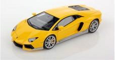 Lamborghini Aventador LP700-4 Miura Homage Yellow RESIN 1:43 LookSmart LS384MH-D