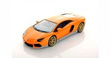 Lamborghini Aventador LP 700-4 Miura Homage Orange 1:43 LookSmart LS384MH_E