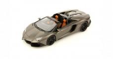 Lamborghini Aventador LP720-4 Roadster 50th Anniversary 2013 Grey Metallic 1:43 LookSmart LS425SE