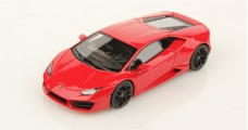 Lamborghini Huracán LP 580-2 Los Angeles Motorshow 2015 Red 1:43 LookSmart LS455G