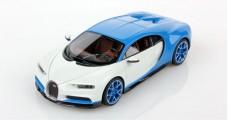 Bugatti Chiron 2016 Light Blue Sport Glacier 1:43 LookSmart LS459D
