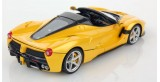 Ferrari LaFerrari Aperta Yellow 1:43 LookSmart LS462D