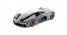 Lamborghini Terzo Millennio Grey Metallic 1:43 LookSmart LS487