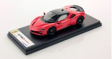Ferrari SF90 Stradale Red 1:43 LookSmart LS504G