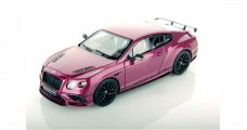 BENTLEY Continental Supersports Magenta Burgandy 2017 1:43 LookSmart LSBT012B