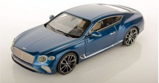 Bentley New Continental GT Sequin Blue 1:43 LookSmart LSBT013A