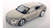 Bentley New Continental GT Extreme Silver 1:43 LookSmart LSBT013B