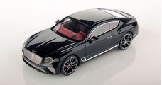 Bentley New Continental GT Onyx Black 1:43 LookSmart LSBT013C
