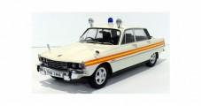 Rover 3500 V8 Police 1974 White 1:18 MCG18045