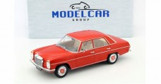 Mercedes Benz 220/8 W115 Red 1973 1:18 MCG18053