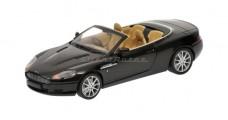Aston Martin DB9 Volante Black 1:43  Minichamps 400137330