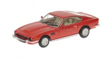 Aston Martin V8 coupe Red 1:43 Minichamps 400137721