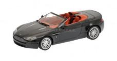 Aston Martin V8 Vantage Roadster Black 1:43 Minichamps 400137431
