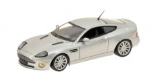 Aston Martin Vanquish Silver 1:43 Minichamps 400137240