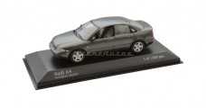Audi A4 Grey 1:43 Minichamps 430018401