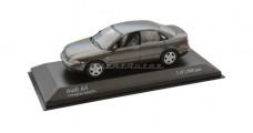 Audi A4 Grey 1:43 Minichamps 430018401