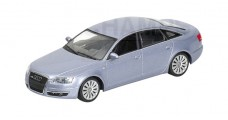 Audi A6 Silver 1:43 Minichamps 400013000