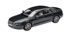 Audi A8 Black 1:43 Minichamps 5011008123