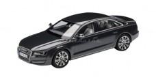 Audi A8 Black 1:43 Minichamps 5011008123