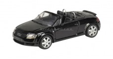 Audi TT Roadster Black 1:43 Minichamps 430017230