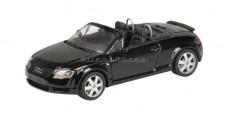 Audi TT Roadster Black 1:43 Minichamps 430017230