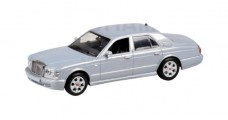 Bentley Arnage Blue 1:43 Minichamps 436139001