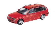 BMW 328I Touring Red 1:43 Minichamps 431028312
