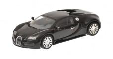 Bugatti Veyron Black 1:43 Minichamps 400110821