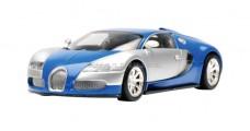 Bugatti Veyron Centenaire Edition Blue 1:43 Minichamps 400110850