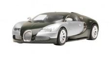 Bugatti Veyron Centenaire Edition Green / Silver 1:43  Minichamps 400110852
