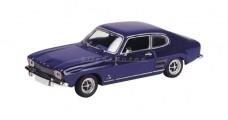 Ford Capri 1969 Blue 1:43 Minichamps 430085502