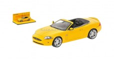 Minichamps Jaguar XK Convertible Yellow 1:43 Minichamps 436130530