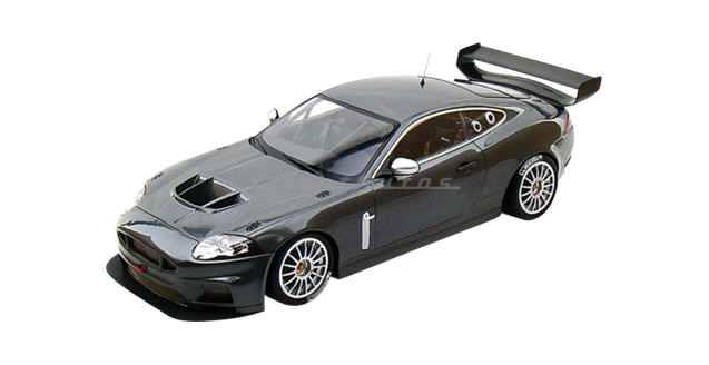 Jaguar XKR GTS Grey 1:18 Minichamps 081390